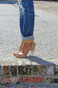 pumpkin patch 2013 003 clear heel shoes