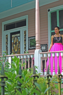 Pink Tulle Skirt Wedding 001 southern classy