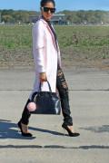 Pink Blazer 096 Alex Malay