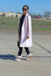 Pink Blazer 155 Alex Malay