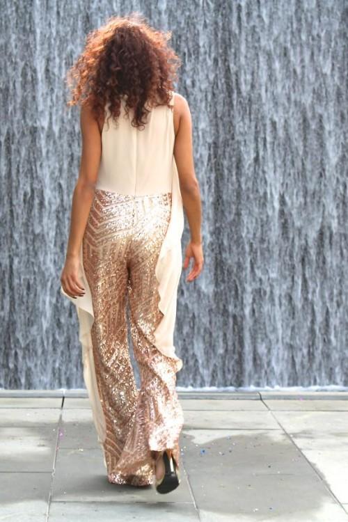 gold sequin jumpsuit 3