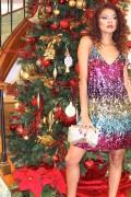 shimmy shimmy sequin dress