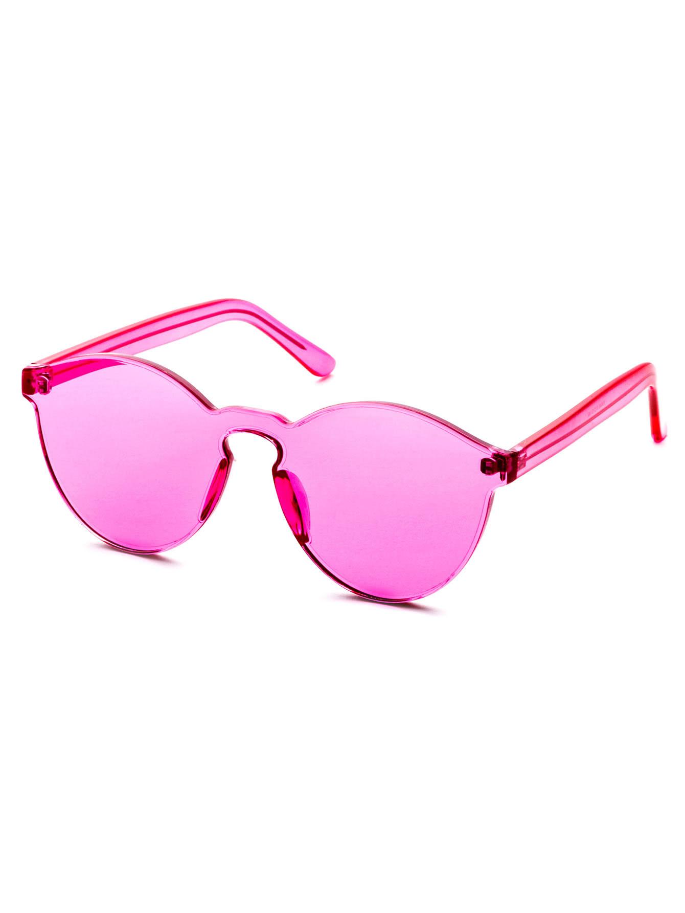 70f63bb1dcd02 Pink Retro Sunglasses - Alex Malay